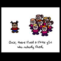 The Little Girl Nobody Liked